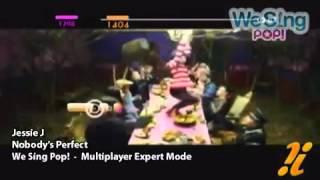 [Trailer] We Sing Pop! - Wii