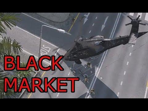 The Black market: Arma 3 Syndikat Campaign mission 8