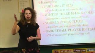 American Sign Language 2 Week Six Chapter Nineteen