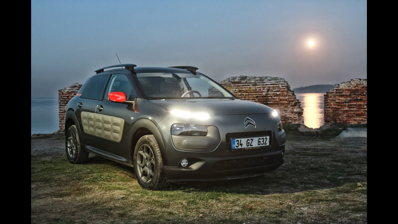 citroen c4 cactus 1 6 e hdi 92 hp test youtube. Black Bedroom Furniture Sets. Home Design Ideas