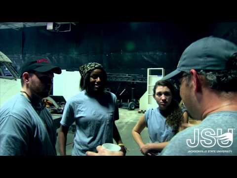 Jacksonville State University Film Study Trip to Baton Rouge - Day FIVE