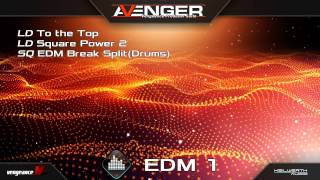 Vengeance Producer Suite - Avenger - EDM1 Expansion Demo