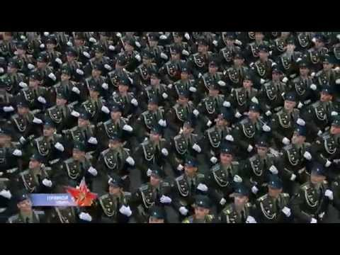 Scary Russian Army