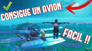 WHERE ARE THE PLANES in FORTNITE ✈️ How to Get a Plane In Fortnite