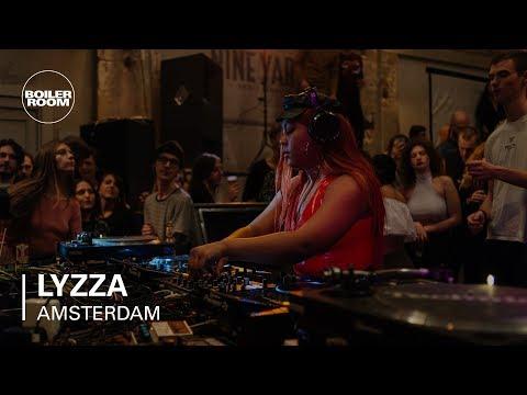 Lyzza Boiler Room Amsterdam DJ Set