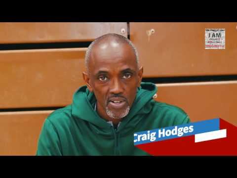 2X NBA and 3 point Champion,  Craig Hodges speaks on becoming a master shooter