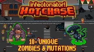 Infectonator : Hot Chase - iPhone/iPod Touch/iPad - HD Gameplay Trailer