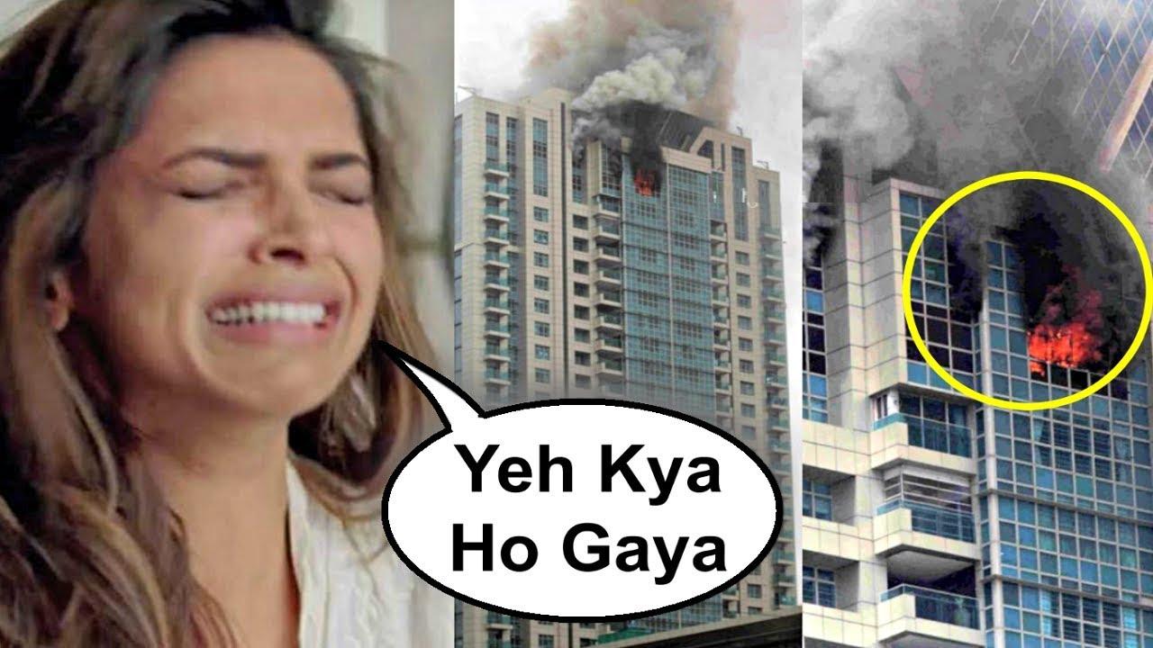 Deepika Padukone House In Mumbai Caught Fire