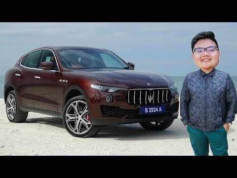 FIRST DRIVE: 2019 Maserati Levante S Malaysian review - RM789k