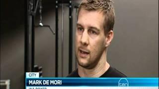 Mark de Mori on Barry Hall move to Boxing - TEN News