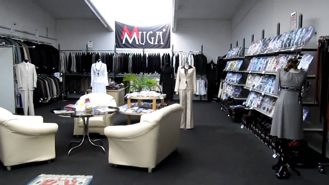 Muga Showroom MMUGA - YouTube 4f7995a5e49
