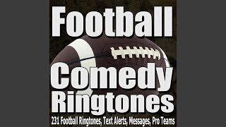 Dallas Cowboys Ringtone, Alarm, Text Alert