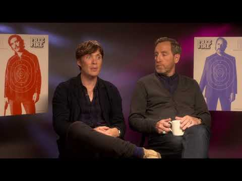 FREE FIRE - Entrevista Cillian Murphy y Michael Smiley - CINEMANÍA