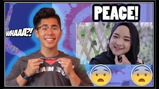 AMERICAN reacts to YA JAMALU SABYAN (feat Annisa & El - Alice) 😱
