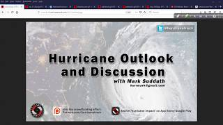 June 17 Hurricane Outlook and Discussion