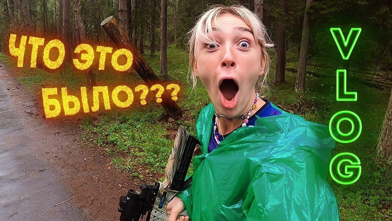 КАРАНТИН с Настей Ивлеевой / VLOG