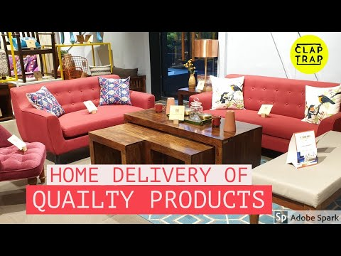 FREE HOME DELIVERY FURNITURE | SHOP ONLINE | PEPPERFRY