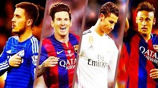Best Dribbling Skills 2015 ● Hazard ● Messi ● Ronaldo ● Neymar | HD