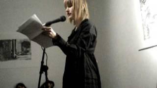 Niina Pollari reads at Mommy Mommy!- Part II