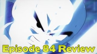 Dragon Ball Super Episode 84 REVIEW!!