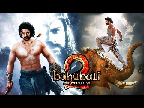 Baahubali 2 - The Conclusion TRAILER Release Date Announced
