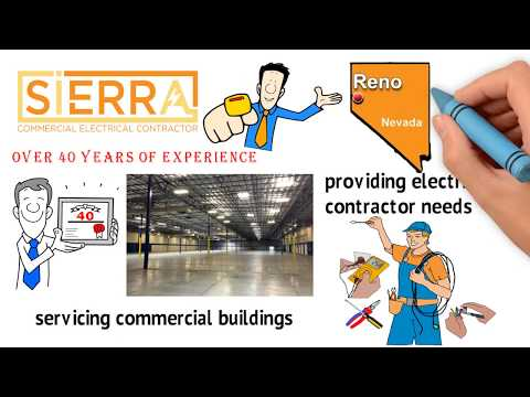Sierra Commercial Electrical Contractors Reno Sparks NV