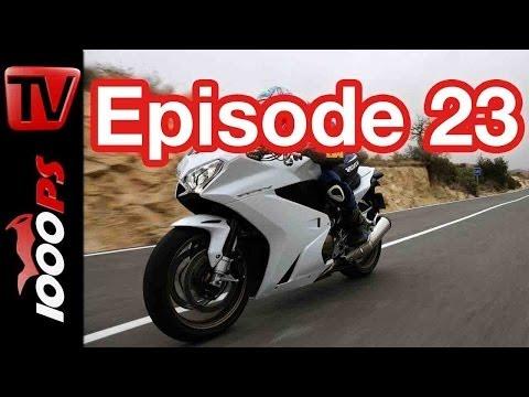 1000PS Wochenshow | Aktuelle Motorradnews-Episode 23