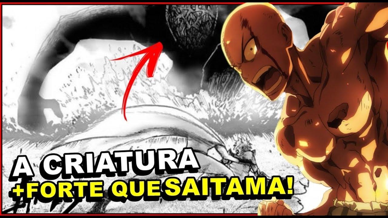 SAITAMA É FILHO DE UM DEUS DO UNIVERSO ONE PUNCH MAN! SAITAMA VS GOD ANIME 2019 - YouTube
