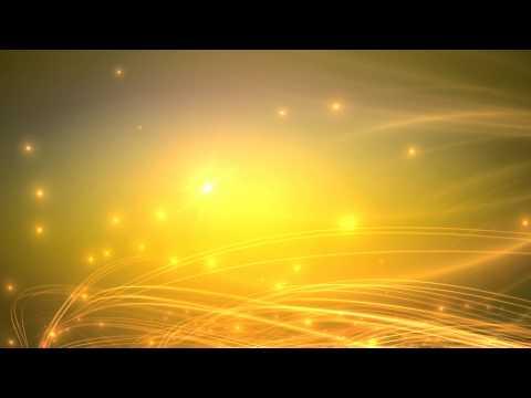 4K Shining Orange Glow UHD HD Background Animation