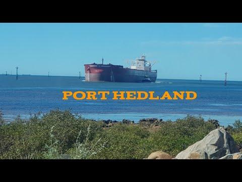 PORT HEDLAND WESTERN AUSTRALIA ....Street View 2021