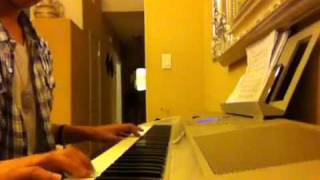 J. Holiday - Suffocate piano cover