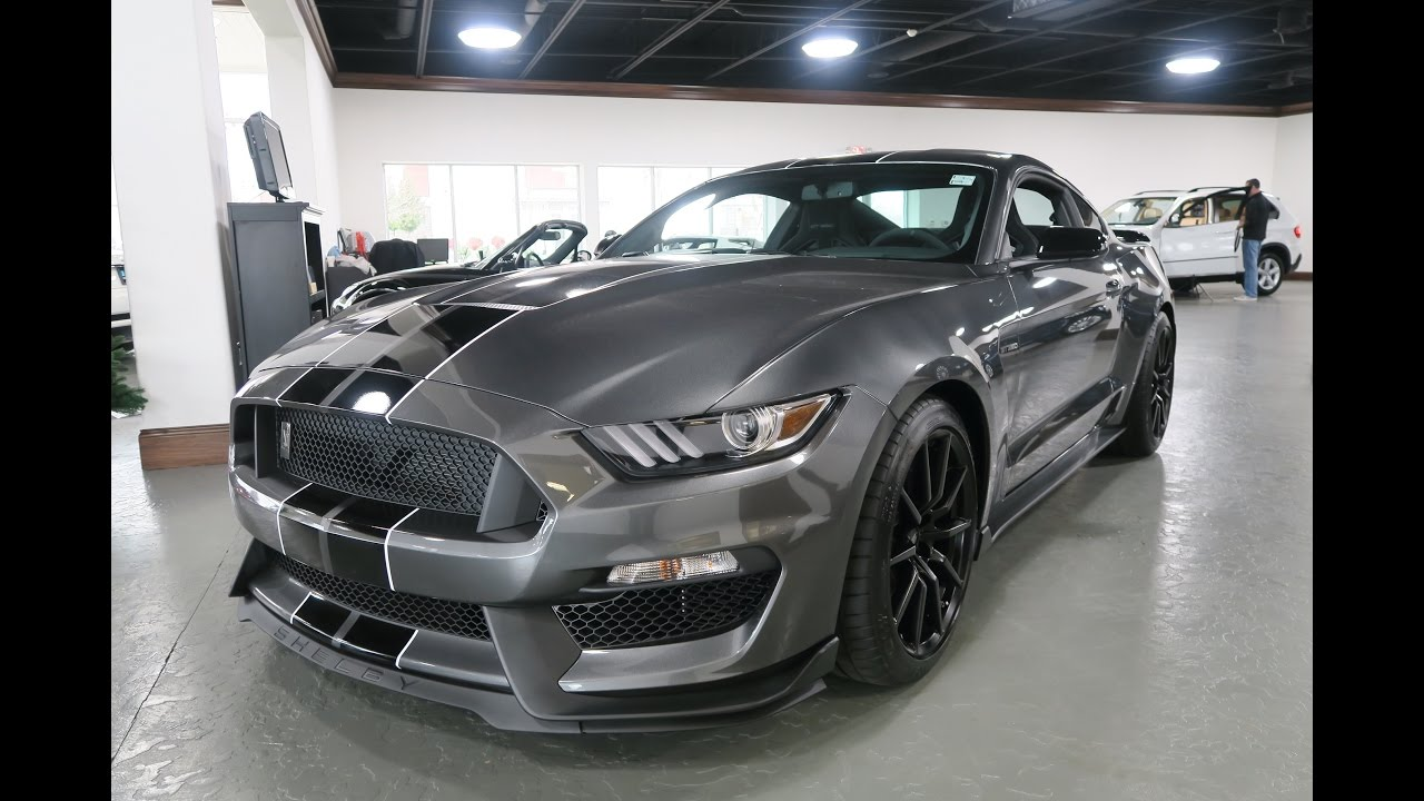 2016 Ford Mustang Shelby GT350 for Sale in Canton, Ohio | Jeff's Motorcars