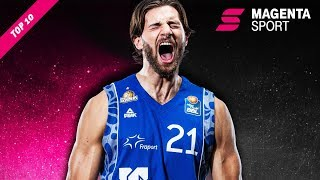 Kuscheln unterm Korb | MagentaSport Top 10 | easyCredit Basketball Bundesliga