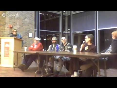 Art Damage: 3 Decades of Weird Music--A Retrospective Panel Discussion