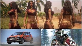 Возможный анонс Fallout: New Vegas 2, релиз Conan Exiles | Игровые новости