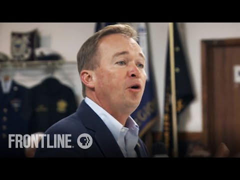 Rep. Mick Mulvaney Chastises Fellow Republicans on Immigration | Immigration Battle | FRONTLINE
