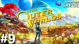 The Outer Worlds PL (XONE X gameplay 9/10) - Zmiany w Nadbrzeżu