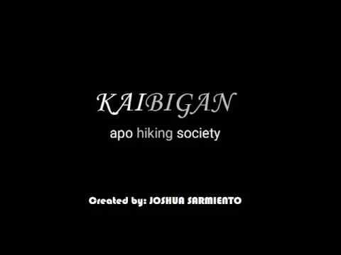 APO Hiking Society - Kaibigan