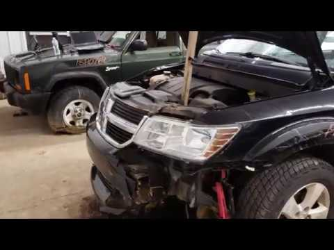 19A0024 - 2009 Dodge Journey SXT - 3.5L