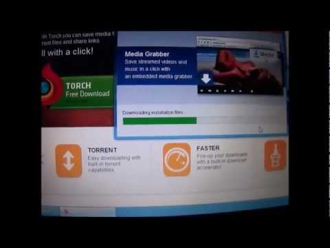 Torch Browser (beginners)