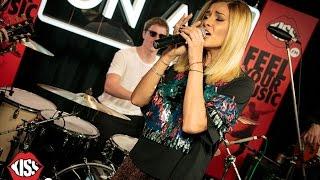 Alina Eremia - A fost o nebunie (Live @ KissFM)
