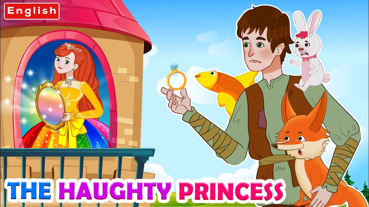 The Challenge Of A Haughty Princess 👸 | Story For Teenagers | WOA Fairy Tales