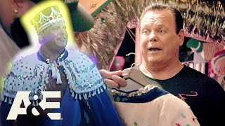 "WWE's Most Wanted Treasures: Jerry ""The King"" Lawler Parts With His Debut Robe & Crown 