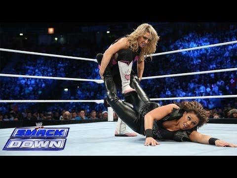 Natalya vs. Tamina Snuka: SmackDown, Nov. 15, 2013