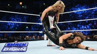 Natalya vs. Tamina Snuka: SmackDown, Nov. 15, 2013