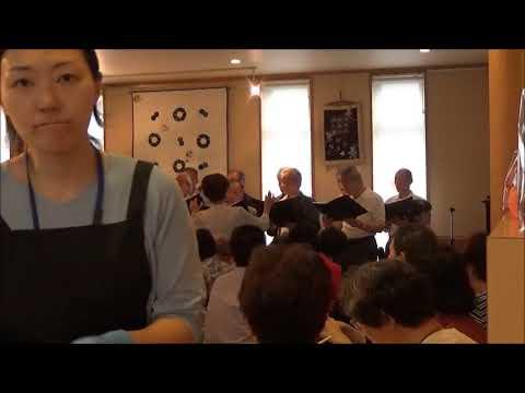 合唱   男聲合唱 しなのグリークラブ