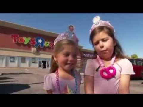 Sophia Grace and Rosie Go Shopping