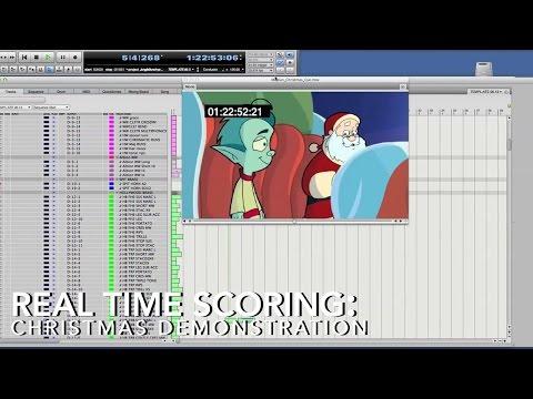Film Scoring: How To Write Christmas Music