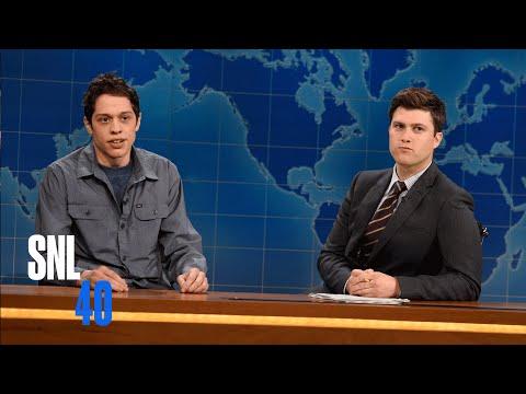 Weekend Update: Pete Davidson on Turning 21 - SNL