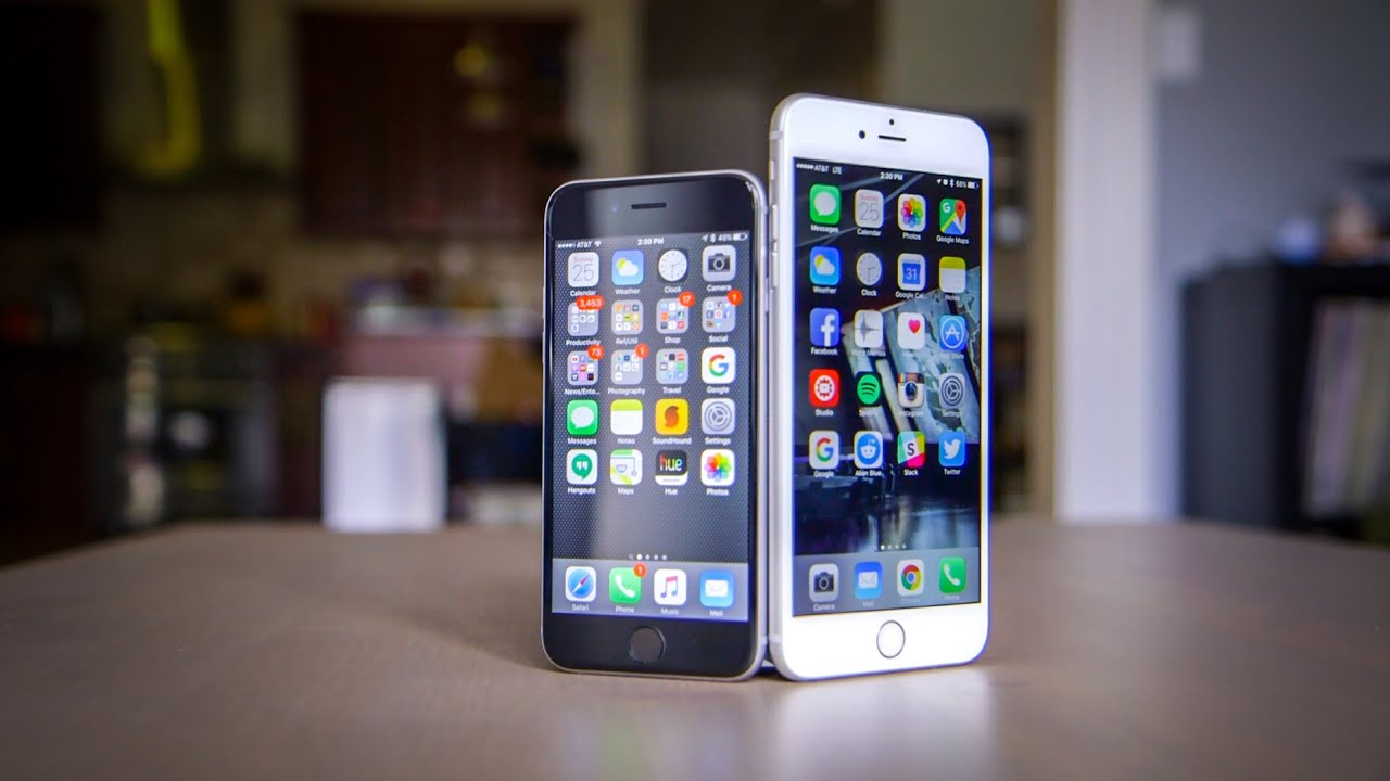 tested in depth iphone 6s and 6s plus youtube. Black Bedroom Furniture Sets. Home Design Ideas